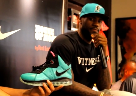 """We Were All Witnesses: Why The """"South Beach"""" Is The Greatest Nike LeBron in History"""