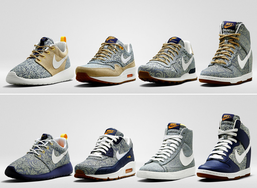 sale retailer ecd6a 822fe Advertisement. Alright so the next Liberty x Nike ...