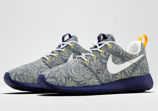 Liberty x Nike Sportswear Summer 2014 Collection – Release Date