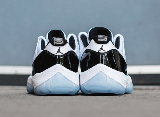 "Air Jordan 11 Low ""Concord"" – Arriving at Retailers"