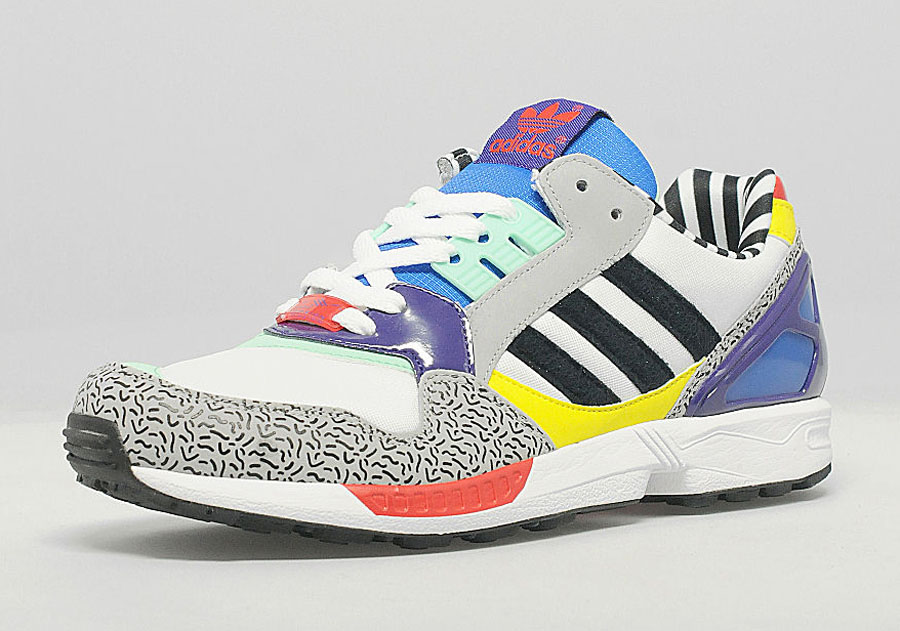 "Memphis Group x adidas Originals ZX ""Post Modern"" Pack"