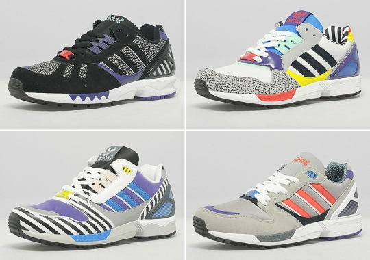 "Memphis Group x adidas Originals ZX ""Post Modern"" Pack e7029b2fe"