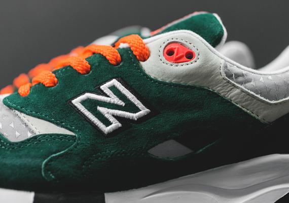 New Balance 1600 verde