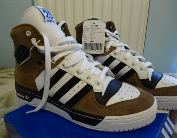 best website 00f1f 8c5e9 cheap NIGO x adidas Originals Rivalry High Sample · Remember in our sneaker  headlines and predictions for April 2014 when we said we might finally get  ...