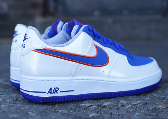 "separation shoes 1cb3e 52cc6 Nike Air Force 1 Low ""Knicks"""