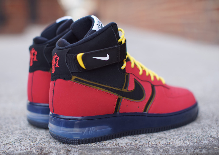 nike air force one high supreme bakin
