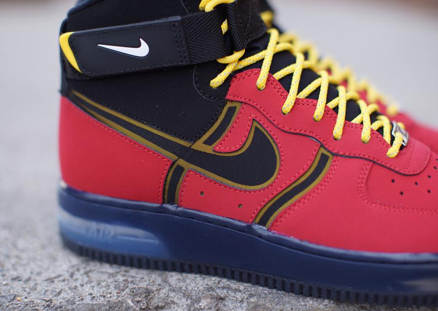 Nike Air Force Una Alta Bicarbonato De Suprema t2q67Cy4