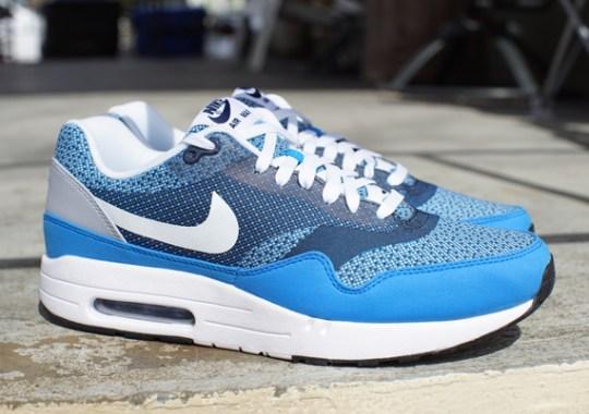 """Nike Air Max 1 Jacquard """"Photo Blue"""""""