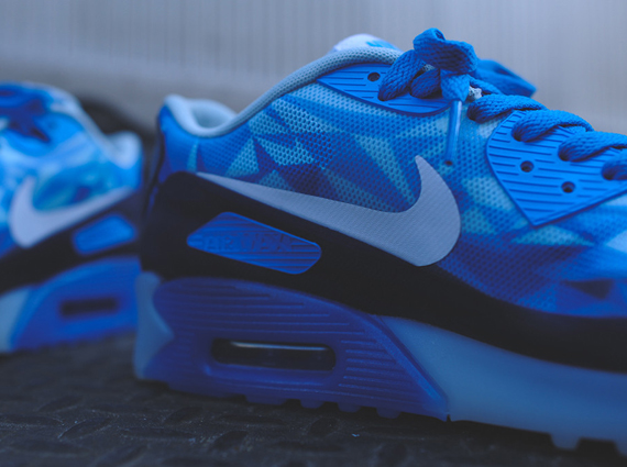 Air Max Nike Blue 90 Barely ICE 04qgqWd