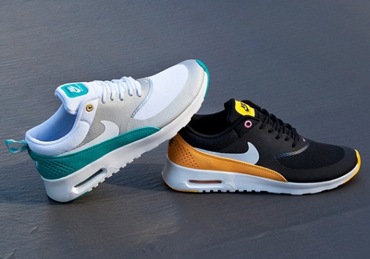 Nike Air Max Thea – May 2014 Releases