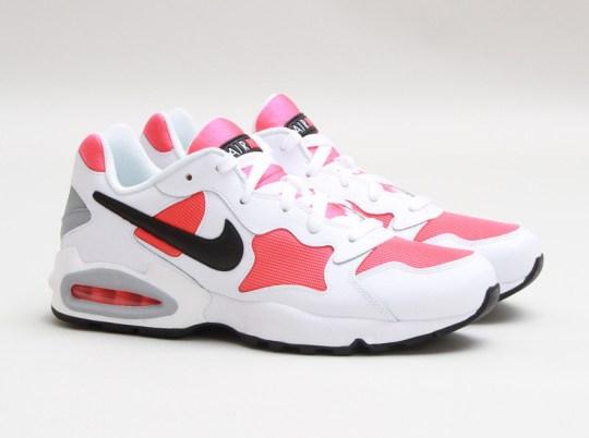 Nike Air Max Triax '94 – Laser Crimson – Black – White