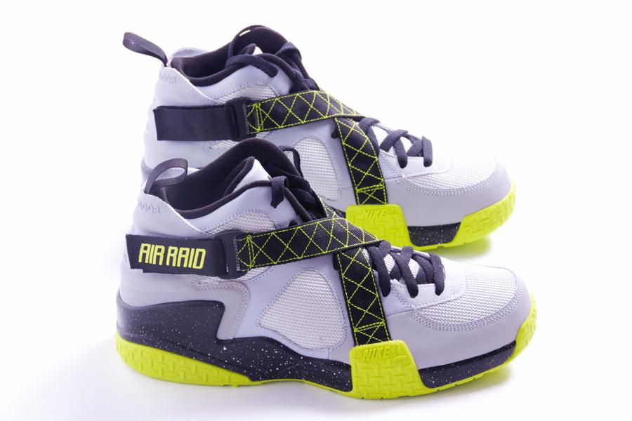 Nike Air Raid - Wolf Grey - Venom Green - SneakerNews.com f231ce1cb6e2