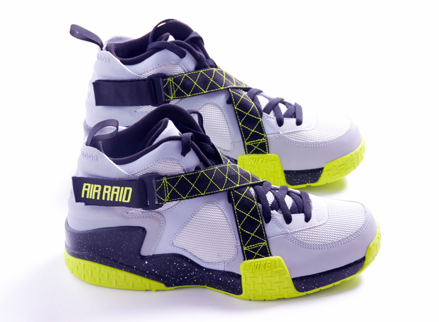 Air Raid Shoes Green