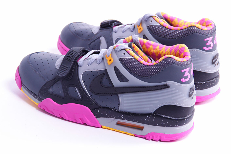 nike air trainer 3 bo knows horse racing. Black Bedroom Furniture Sets. Home Design Ideas