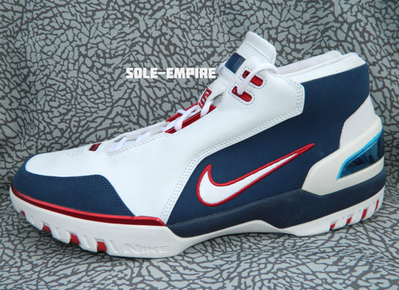 660a6d1456647 ... to the Nike Zoom LeBron II. It s not often we get to see these gems