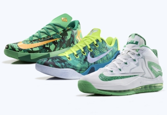 "Nike Basketball 2014 ""Easter Pack"" – Release Reminder"