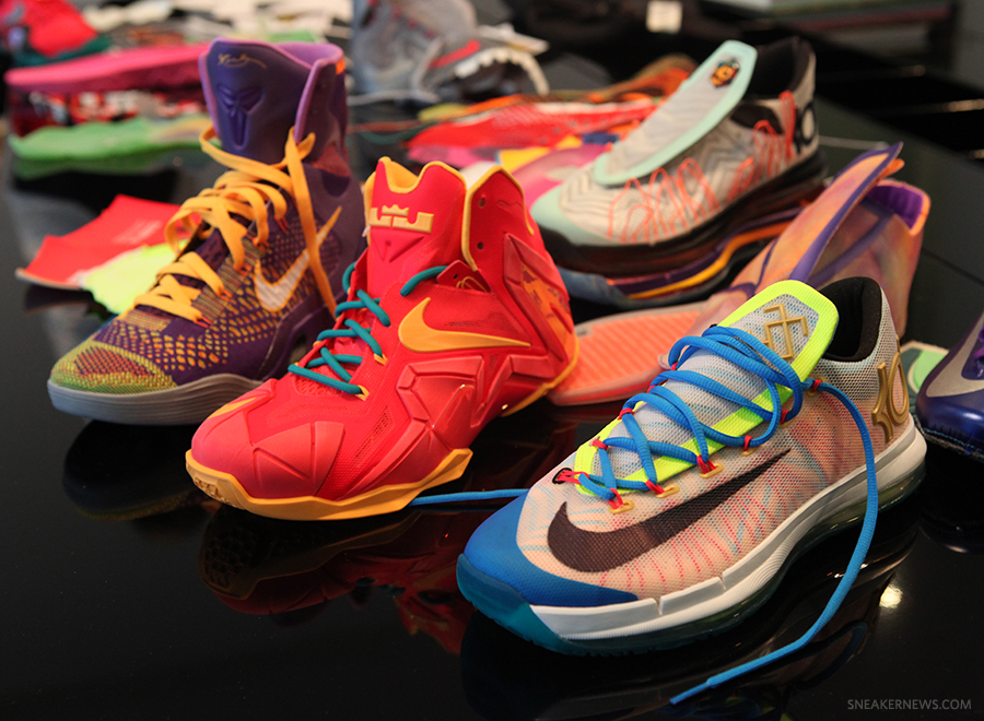 low priced d058f 60922 How Nike Basketball Made The 2014 Elite Series Its Best Ever -  SneakerNews.com