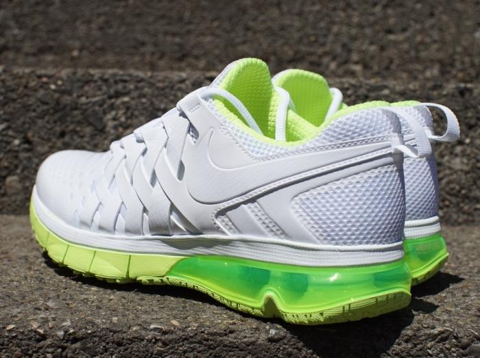 quality design b4d3b 7f963 Nike Fingertrap Max NRG - White - Volt - SneakerNews.com