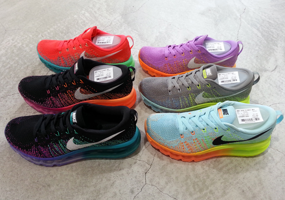 2014 04 02 Nike Flyknit Air Max Summer 2014 Releases Nike Flyknit Air Max 2014