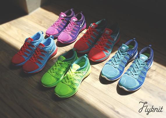 30a95e736725 Nike Flyknit Lunar2 - Summer 2014 Releases - SneakerNews.com