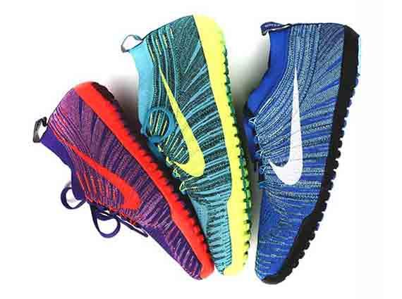Nike Free Hyperfeel – Summer 2014 Releases