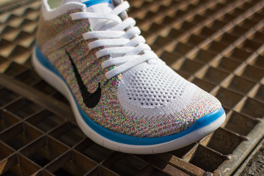 Nike Free 4.0 Flyknit Damen Ebay Kjøp R0SQOT