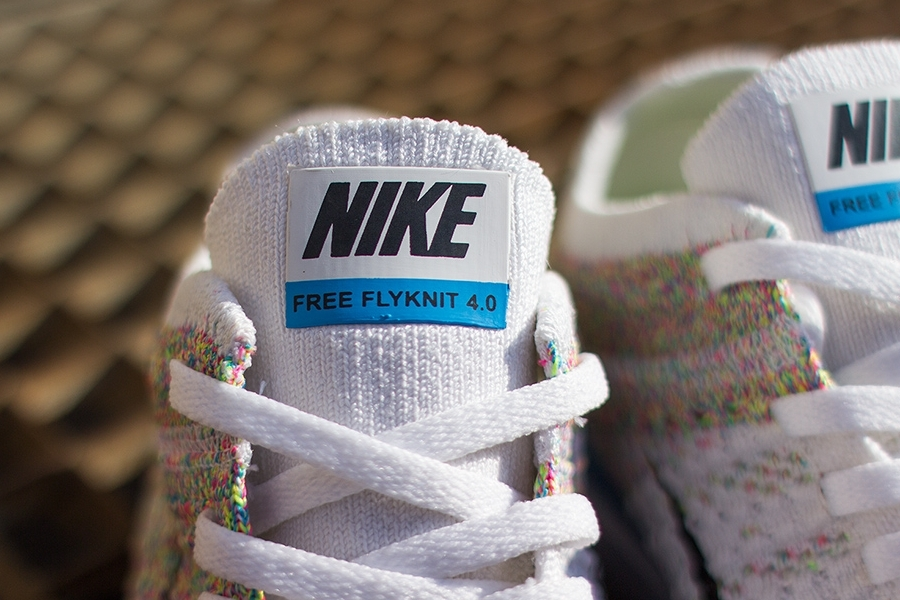 Nike Free Run Flyknit 4,0 Ebay Rubrikkannonser