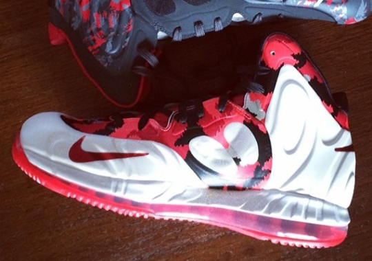 LaMarcus Aldridge's Nike Hyperposite PEs for the 2014 Playoffs