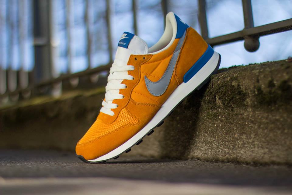 free shipping f50fb 6533b ... coupon code for nike internationalist kumquat military blue sneakernews  6806d b2794