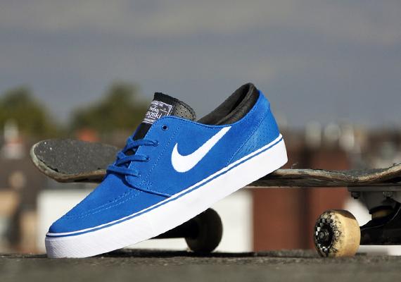 Nike SB Janoski Military Blue