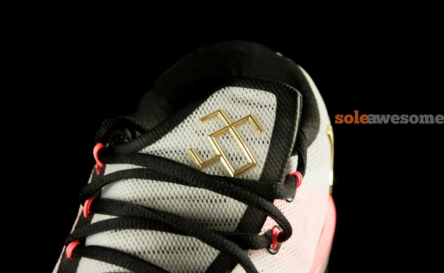 finest selection 76431 4491b Nike KD 6 Elite - White - Gold - Black - Mango - SneakerNews.com