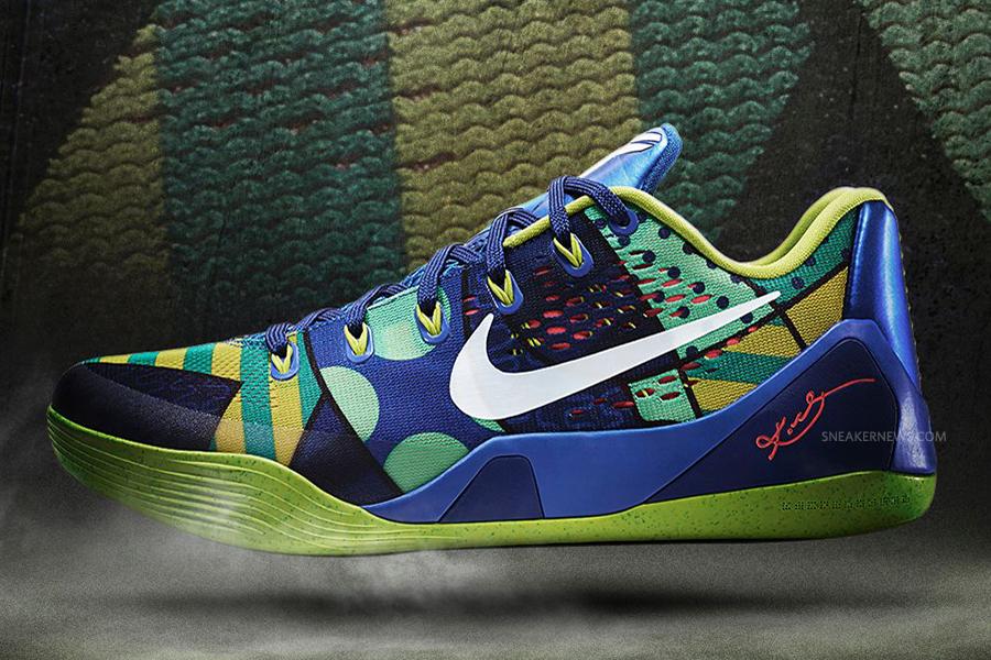 sneakers for cheap 1b602 bc2e2 Nike Kobe 9 EM - Summer 2014 Release Dates - SneakerNews.com