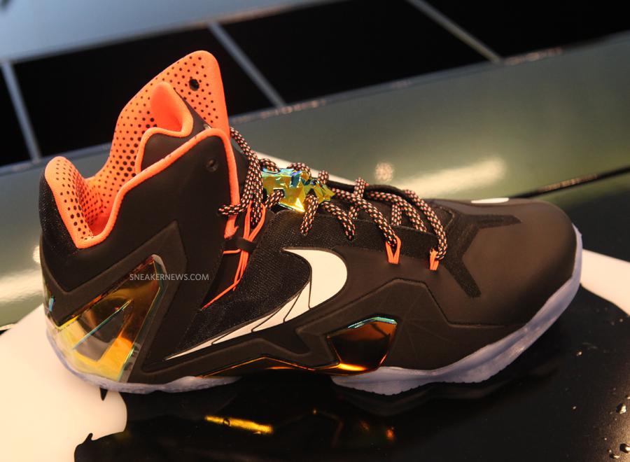 nike lebron 11 elite quotgoldquot release date sneakernewscom
