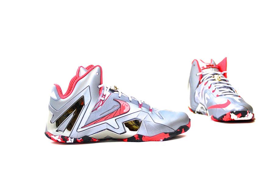 "277d90ae3ea3 ... Nike LeBron 11 Elite ""Team"" – Arriving at Retailers ..."