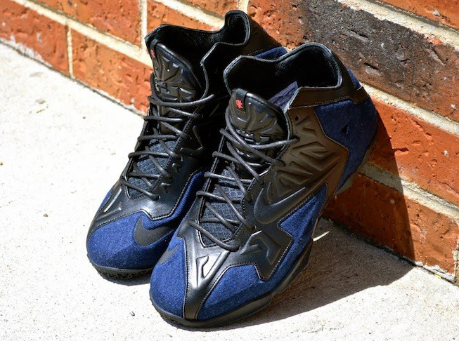 11f5d8dcfae Nike LeBron 11 EXT