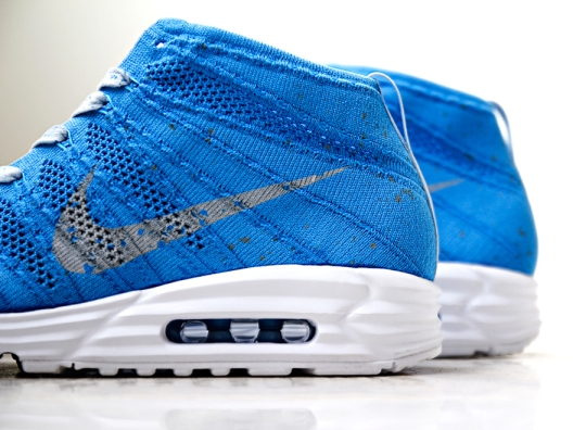 Nike Combines Classic Air Max with Flyknit