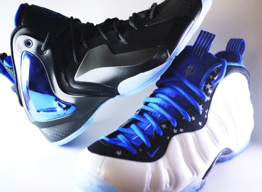 "A Detailed Look At The Nike Penny ""Shooting Stars"" Pack"