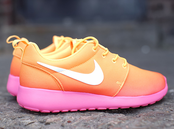 "d5c704cae833e The ""Sunset"" colorway of the Roshe has caused a lot of buzz"