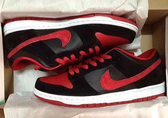 nike sb dunk low j pack bred Nike SB Dunk Tribute to OG Air Jordan 1s