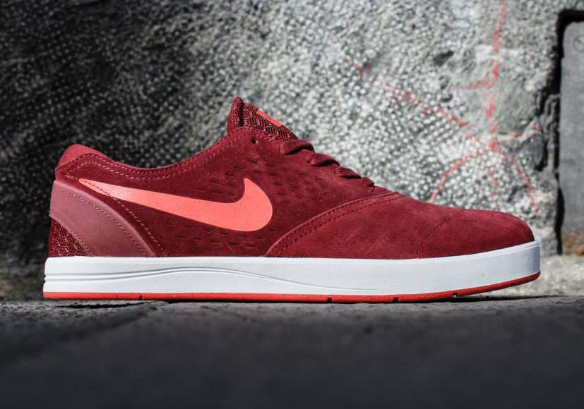 Malversar infierno pagar  Nike SB Eric Koston 2 - Team Red - Laser Crimson - SneakerNews.com