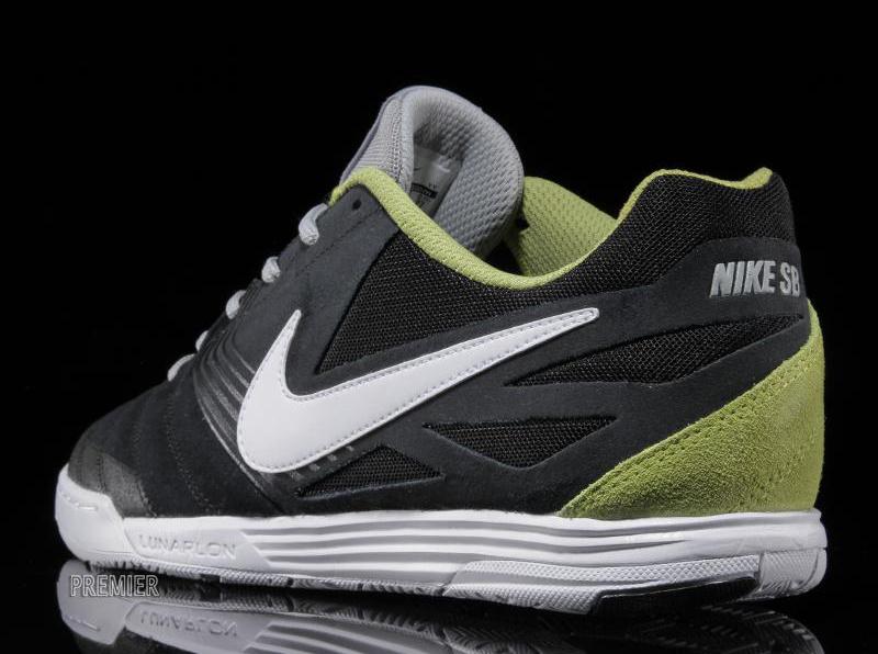 """size 40 76e73 dd483 Nike SB Lunar Gato """"Venom Green"""""""