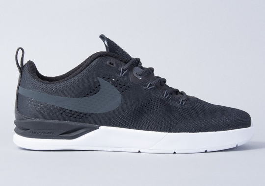 Nike SB Project BA R&R – Black – Anthracite – White