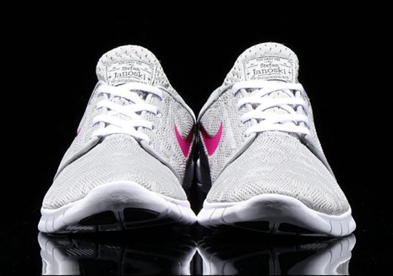 achat pas cher Nike Stefan Janoski Max Rose Gris jeu en ligne Livraison gratuite best-seller rXSGZdRN