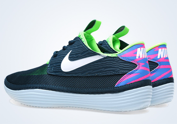 """buy popular dabc4 135f0 Nike Solarsoft Moccasin """"Nightshade"""""""