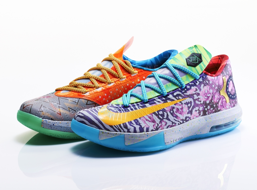 "Nike ""What the KD 6"" - Release Date - SneakerNews.com"