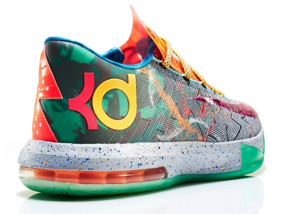 Nike What the KD 6. Color  Hoop Purple Urgent Orange-Shark Style Code   669809-500. Release Date  06 07 14. Price   150 2e210b3ac4