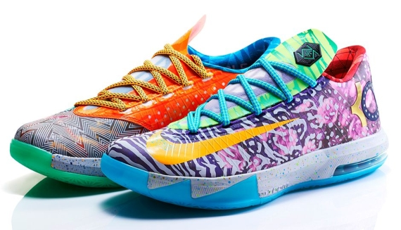"""Nike """"What The"""" KD 6 - Nikestore Release Info - SneakerNews.com"""