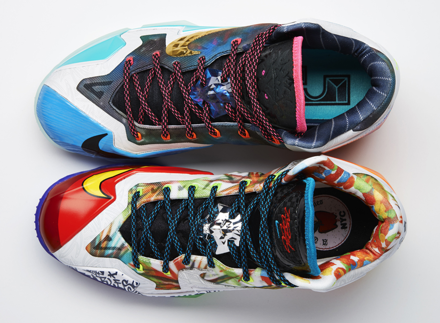 """What The Lebrons 11 Nike """"What The Le..."""