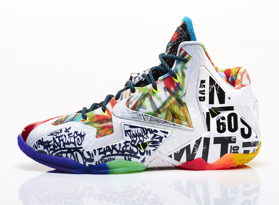 "Nike ""What The LeBron 11"" - Page 2 of 5 - SneakerNews.com"