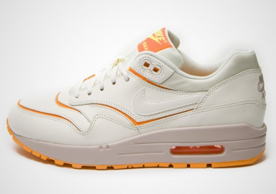 "Nike Womens Air Max 1 Cut-Out ""Sail"""